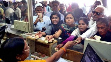Passengers Not to be Charged Merchant Discount Rate For Booking Railway Tickets at Counters & IRCTC Website