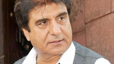 Raj Babbar on Robert Vadra's Likely Entry Into Politics: 'Who Can Refuse Him?'