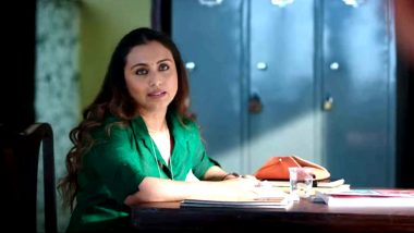 Rani Mukerji to Be Honored at Indian Film Festival of Melbourne for Her Film Hichki