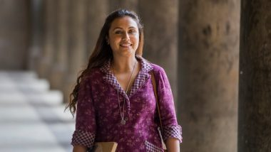 Hichki: Guess Who Helped Rani Mukerji To Understand Her Character Better?