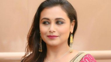 Rani Mukerji Birthday: Hichki Actress Pens a Heartfelt Letter on Her Special Day