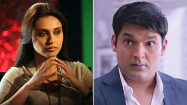 Kapil Sharma Cancels Shoot With Hichki Actor Rani Mukerji: What's Going On Kapil?