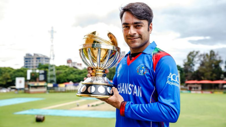 Rashid Khan from Afghanistan Becomes Youngest Captain in Cricket: List of Youngest Skippers in All Formats of International Cricket
