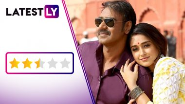 Raid Movie Review: This Period Thriller Rides Purely on Ajay Devgn's Star-Power and Saurabh Shukla's Firepower