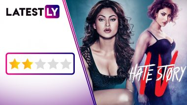 Hate Story 4 Movie Review: Urvashi Rautela's Film is Replete With Semi-Naked Bodies and Sex Between The Sheets!