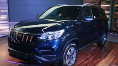 Mahindra To Launch Second Generation Rexton In India; To Compete With Ford Endeavour and Toyota Fortuner