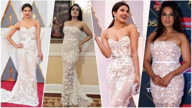 Richa Chadda Apes Priyanka Chopra's Style but Fails to Create PC's Oomph and Magic! See Pictures