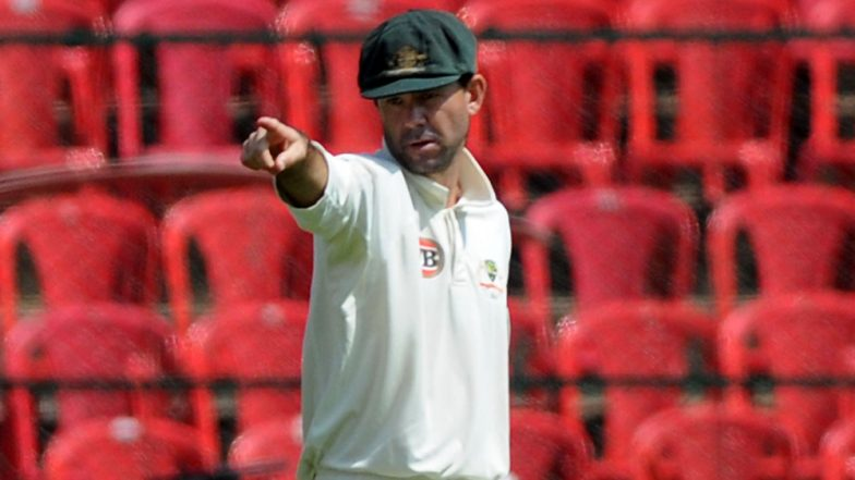 ICC Cricket World Cup 2019: Australia Ropes In Ricky Ponting As Assistant Coach for the Mega Event