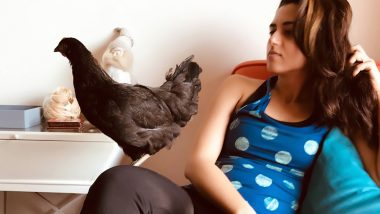 Ridhi Dogra And Raqesh Bapat Have Adopted A Very Unusual Pet And The Reason Will Make You Love Them More - View Pics