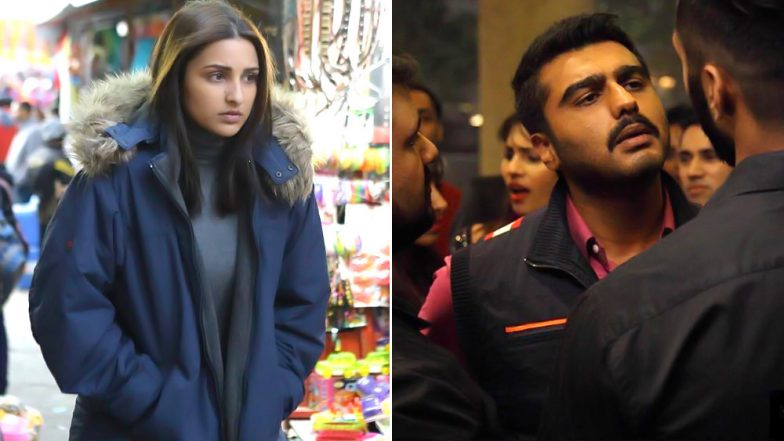 Arjun-Parineeti present another glimpse of Sandeep Aur Pinky Faraar