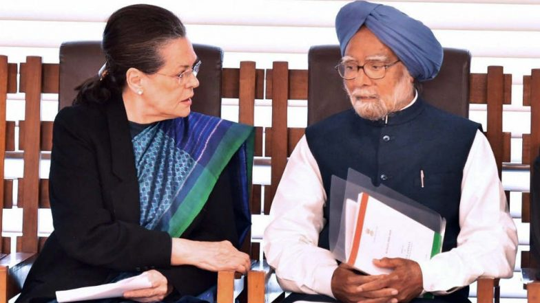 'Ache Din' campaign to be like 'Shining India': Sonia Gandhi