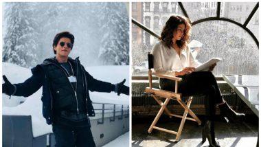 Shah Rukh Khan and Priyanka Chopra to Launch in Space with Biopics on Rakesh Sharma and Kalpana Chawla