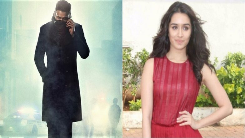 Shraddha Kapoor's Killer look from Prabhas's Saaho