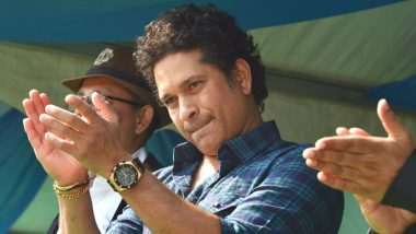 India vs England 2018 2nd Test: Sachin Tendulkar Missed Out on Bell Ringing at Lord's