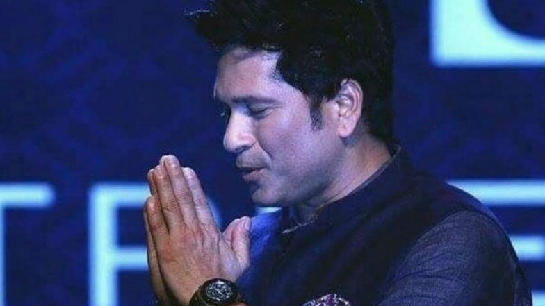 Sachin Tendulkar Urges Fans to Support Indian Athletes Participating at Asian Games 2018