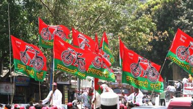 Samajwadi Party List of 5 Candidates For Lok Sabha Elections 2019: Naseer Qureshi to Contest From Muradabad, Bhagwat Sharan Gangwar From Unnao