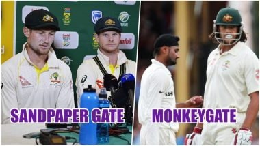 Steve Smith & Cameron Bancroft Ball-Tampering Scandal is Nothing New for Team Australia! Sandpaper Gate Adds to List of Controversial Aussie Moments