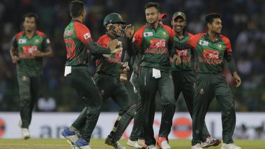 Fit Again Shakib Al Hasan Named in Bangladesh's Squad for Asia Cup 2018