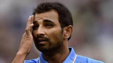 Mohammed Shami Breaks Irfan Pathan's Record, Becomes Fastest Indian to Claim 100 Wickets in ODIs