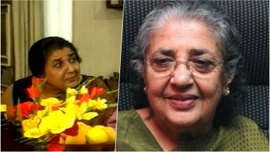 Shammi Dies at 89: Fans Pay Tribute Nostalgic Pics of Their Favourite 'Shammi Aunty'