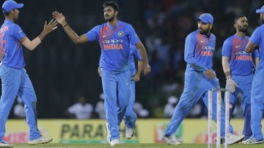 Rohit Sharma Posts a Cheeky Birthday Wish for Shardul Thakur Who Dons Sachin Tendulkar's Number 10 Jersey, Says, 'It Takes Guts to Wear That Jersey'