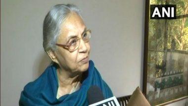 CBSE Paper Leak: Issue should not be taken lightly, says Former Delhi CM Sheila Dikshit