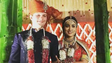 Shriya Saran Secretly Marries This Russian Guy: Wedding Pics Leaked!