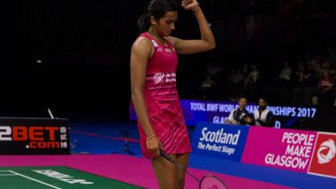 World Badminton Championships 2018: PV Sindhu Beats Fitriani in 35 Minutes to Enter Pre-Quarters