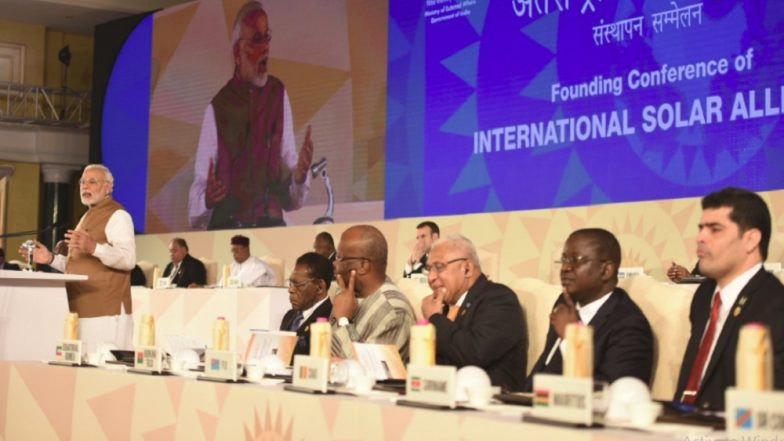 Global solar alliance summit to focus on crowd funding, tech transfer