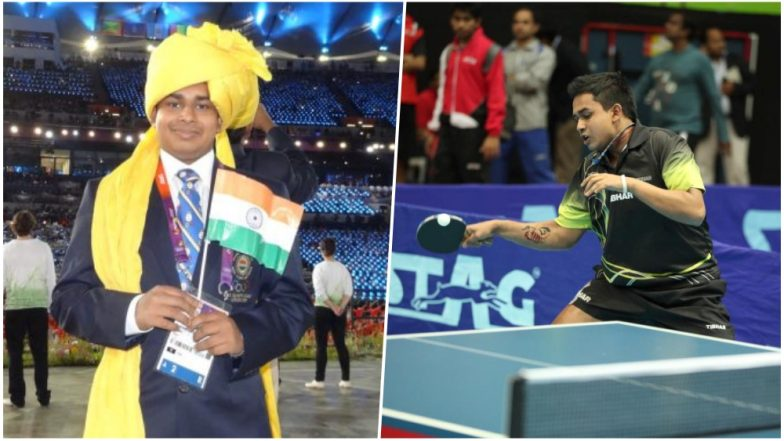 Accused of rape, Soumyajit Ghosh dropped from Commonwealth Games table tennis squad