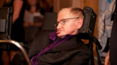 Stephen Hawking Warned Artificial Intelligence Could End Human Race