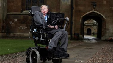 Stephen Hawking's Hi-tech Wheelchair Offered To Museums To Preserve His Memory