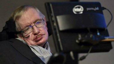 Stephen Hawking Passed Away: PM Narendra Modi Condoles Demise of Cosmologist