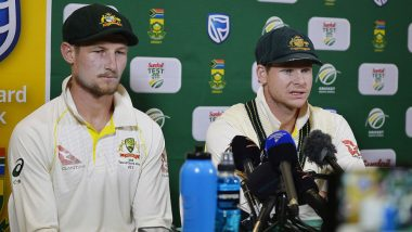 Ball-Tamperer Cameron Bancroft Cleared to Play Club Cricket