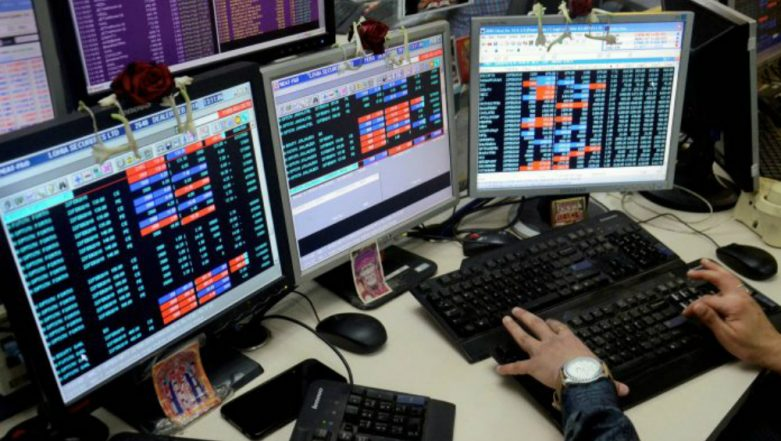 Opening Bell: Sensex Loses Over 150 Points on F&O Expiry, Nifty Fell by 59.40 Points to Trade at 10,124