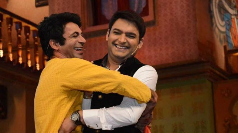 Sunil Grover Wishes Kapil Sharma and Ginni Chatrath Ahead of their Wedding