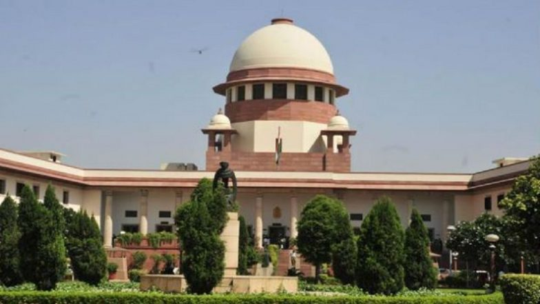 Supreme Court Asks Print, Electronic, Social Media Not to Publish in Any Form Pics of Victims of Sexual Abuse