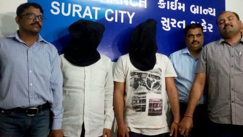 2 Held in Surat's Diamond Loot