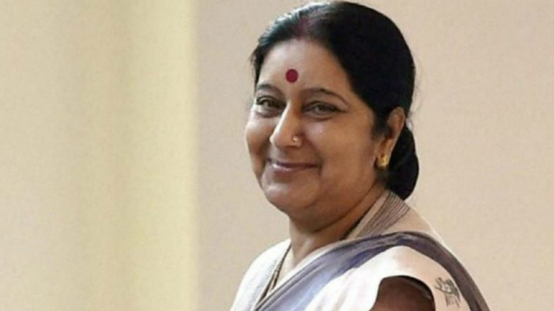 Russia-India Ties: Envoy Nikolay Kudashev Credits Sushma Swaraj for Strengthening the Connection
