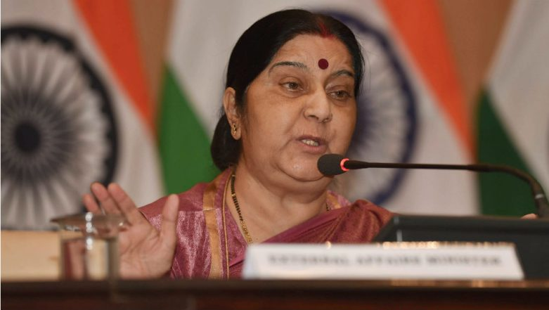 New Passport Rules: Sushma Swaraj Says No Marriage Certificate Needed & Divorced Women Are Not Required to Fill Ex-Husband's Name