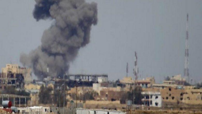 Israeli Missile Strikes Near Damascus, 4 Killed, 21 Injured, Says Syria