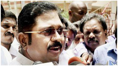 Amma Makkal Munnetra Kazhagam: AIADMK Rebel TTV Dhinakaran Launches New Party