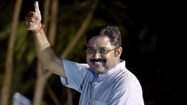 Amma Makkal Munnetra Kazhagam: Dhinakaran Names New Party After Jayalalithaa, Vows to Take on 'Betrayers'
