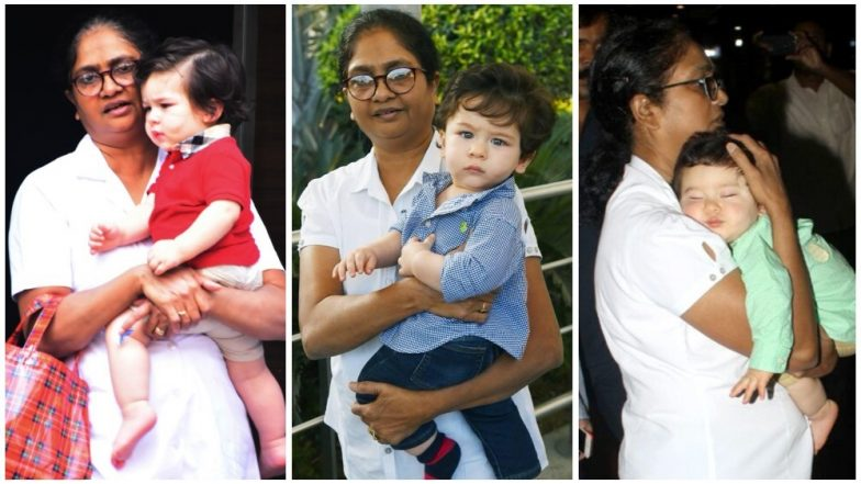 When Taimur Ali Khan gave shutterbugs a royal ignore-Pics Inside