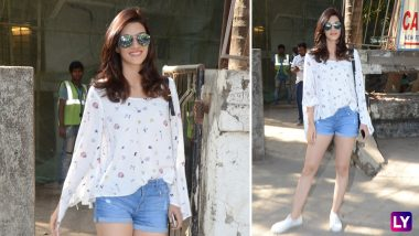 We Are Totally Digging Kriti Sanon's Easy Breezy Summer Style - View Pics