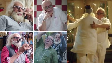 102 Not Out Trailer: Amitabh Bachchan and Rishi Kapoor's Comedy Drama Is The Dose Of Laughter We All Need - Watch Video