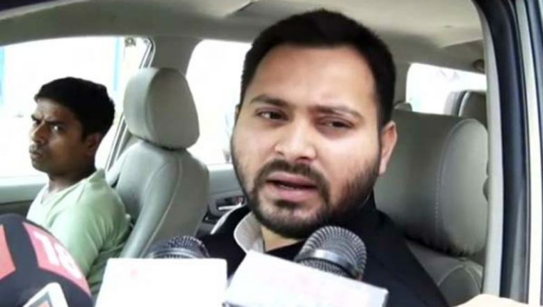 Patna High Court Rejects Tejashwi Yadav's Petition Challenging Bihar Govt Order to Vacate Bungalow