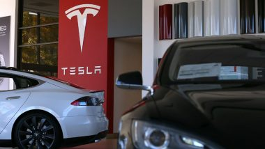 Tesla Recalls Model S Cars Due to Snag in Steering Component, Shares of Elon Musk's Company Plunge
