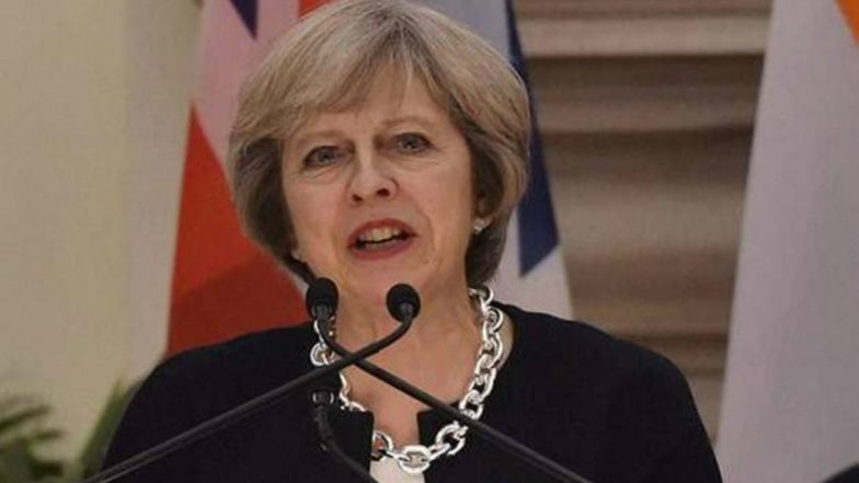 Theresa May 'Irritated' by Speculation Over Her Future as British PM