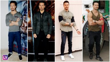 Tiger Shroff is the New Style Icon of Bollywood: 5 Pictures of The Baaghi Actor That Proves He is a Handsome Hunk